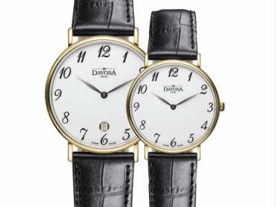 什幺牌子的情侣手表好一点 情侣装手表