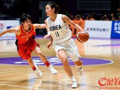 亚运会中国女篮夺得冠军 亚运会女篮决赛