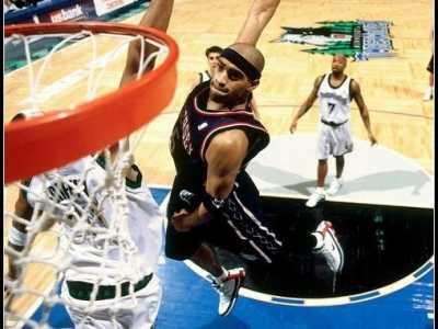 NBA史上扣篮最猛的五个人 nba史上十佳扣篮