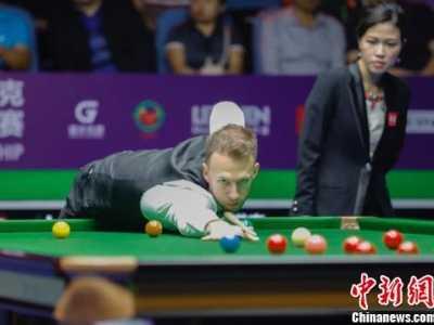 2019世界斯诺克国际锦标赛在大庆结束全部比赛 斯诺克成都国际锦标赛